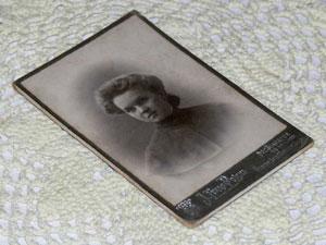 1906 r. - Zosia-pensjonarka